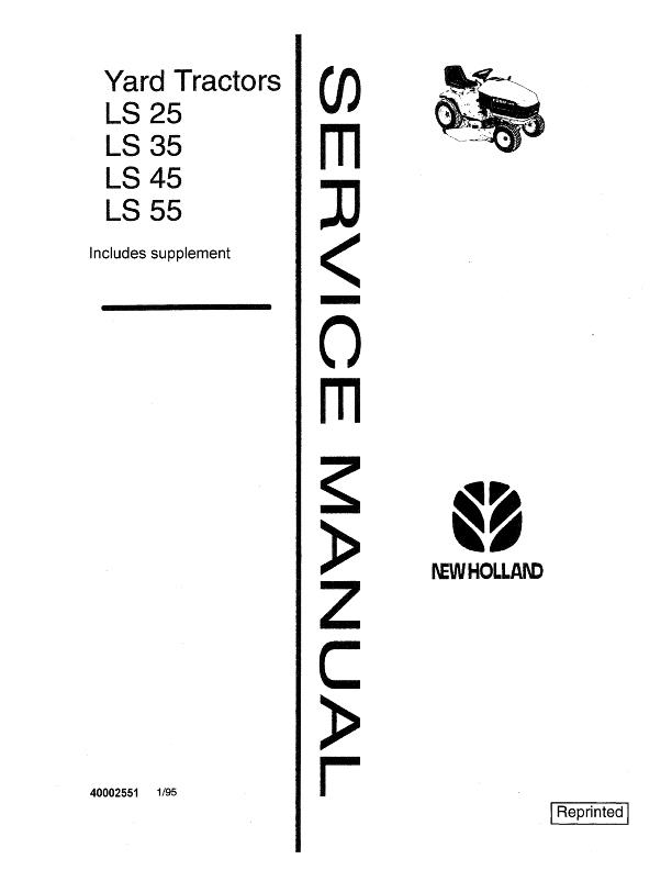 Wiring Diagram For Ls45 New Holland - Wiring Diagram Post on