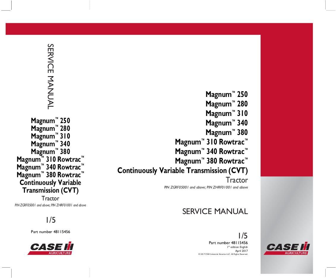 Mx220 Tractor Service Manual Block Diagram Canonir5000 Array Case Ag English Manuals Rh Autocd Info