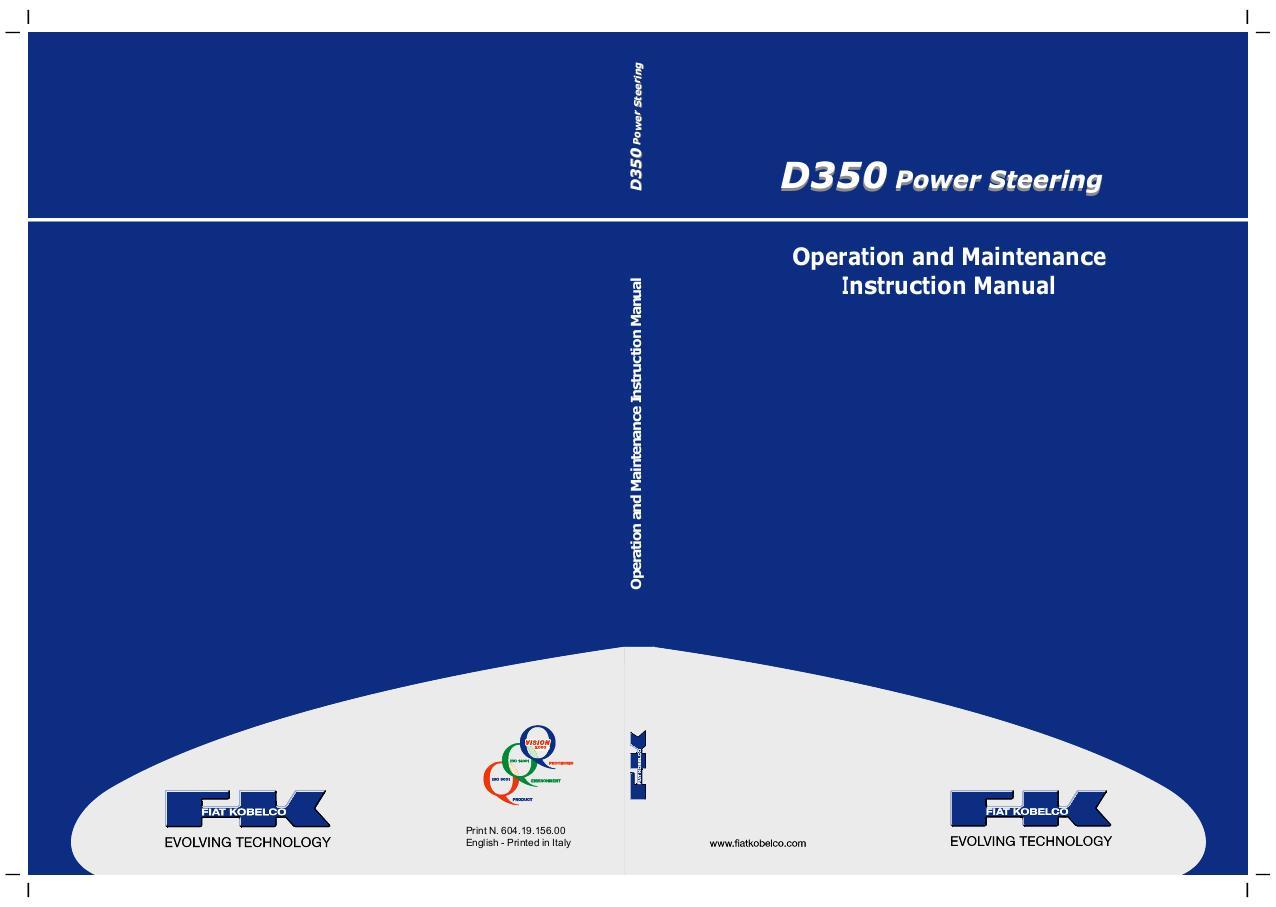 Kobelco English Operators Manuals Sk210 Wiring Diagram Item Number